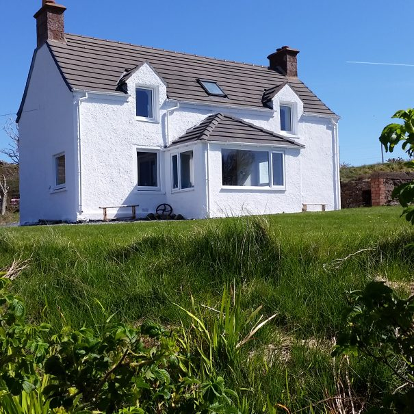 The Gables Self-Catering Holiday Cottage - our sister accommodation near Achiltibuie
