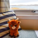 Family friendly accommodation at Port Beag Chalets, Altandhu