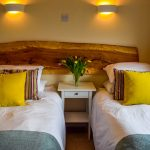Bright and fresh self-catering accommodation at Port Beag Holiday Chalets, Wester Ross