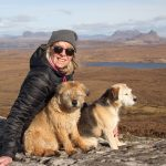 Port Beag Holiday Chalets offer great pet friendly accommodation near Achiltibuie