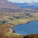The Coigach Peninsula in Wester Ross